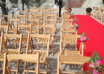 Girofestes - Decoracio cadires de fusta