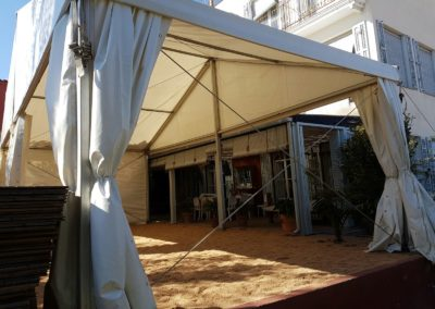 Girofestes - Carpa per event privat.