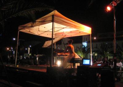 Girofestes - Concert a Port Marina - Palamós