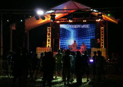 Girofestes - Muntatge per a concert.